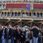 Ciudad Real: La bandera del pueblo gitano vuelve al balcón consistorial