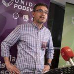 """Uxó (Unidas Podemos) señala que ahora el PSOE debe elegir entre las políticas de progreso o """"anaranjarse"""" y mirar a la derecha"""