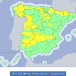 Alerta amarilla por rachas de viento de hasta 70 kilómetros/hora en Ciudad Real