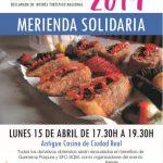 Merienda solidaria a favor de Guerreros Púrpura y SFC-SQM CLM