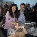 """Unidas Podemos exhorta a derrotar con votos a quienes quieren """"retroceder"""""""