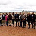 Núñez impulsará una Ley de reconocimiento de las víctimas del terrorismo de Castilla-La Mancha y a la labor de los Cuerpos y Fuerzas de Seguridad