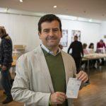 """Ciudad Real: Ricardo Chamorro anima a los ciudadanos a votar """"sin miedo"""""""