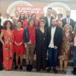 Fernández arropa al PSOE de Socuéllamos en la presentación de su candidatura a la Alcaldía
