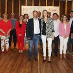 """Maestre destaca el """"proyecto sólido y pegado a la tierra"""" que representa el PSOE de Castilla-La Mancha para revalidar la confianza de los ciudadanos"""
