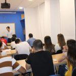 Interés en Ciudad Real por las oposiciones de técnicos y agentes de Hacienda