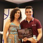 Carlos Lerín, ganador del I Concurso de Fotografía 8M organizado por Milenrama, de Socuéllamos