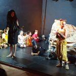 La compañía de Teatro Bilingüe del Teatro de la Sensación estrena este viernes 'El Rey León' a beneficio de Afanion