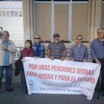 La Coordinadora en Defensa de las Pensiones continúa sus movilizaciones