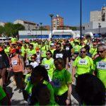 Puertollano: Éxito de la jornada deportiva y solidaria en la barriada Fraternidad