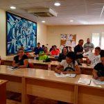 Una veintena de jóvenes inicia su formación con el Programa PICE de la Cámara en Manzanares