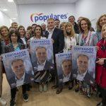El PP confía liderar los gobiernos de Ciudad Real y Castilla-La Mancha después del 26 de mayo