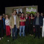 """Vox inicia con """"ilusión"""" la andadura hacia el 26 de mayo después del resultado de las generales"""