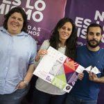 """Unidas Podemos presenta un programa electoral """"vivo"""" para un gobierno """"de progreso"""" en Ciudad Real"""