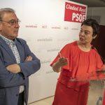 Zamora invita a negociar a Ciudadanos y le pide que no entre en un tripartito con la «extrema derecha» que aislaría a Ciudad Real