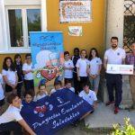 Almodóvar: El Colegio Maestro Ávila y Santa Teresa es reconocido por la JCCM  como Centro Escolar Saludable