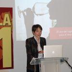 Anna Harris-Noble: «La comunicación en inglés es la asignatura pendiente del vino español»