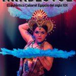 """Puertollano: Danza oriental y monólogos en el espectáculo """"Arabesque"""" de Jamal Al Nour"""