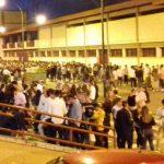 Puertollano: Multitudinario botellódromo en las murallas de la feria