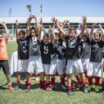 El Atlético Puertollano A se proclama campeón del VI Torneo Benjamín de Fútbol-8