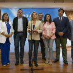 """Merino: """"La candidatura del PP es la única que puede sacar a la provincia de Ciudad Real del olvido al que ha sido sometida por los socialistas"""""""
