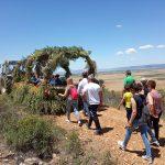 Cientos de personas disfrutaron de la romería de Santa Teresa en El Trincheto