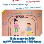 Puertollano: Los centros educativos celebrarán este domingo la III Marcha «La Fraternidad es saludable»