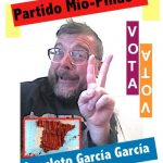 Anacleto García, vota