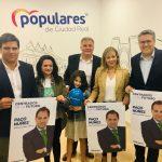 """Merino: """"Salimos a ganar y a convencer a los castellano-manchegos de que el proyecto del PP es su proyecto"""""""