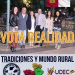 Tradiciones y Mundo Rural, un partido en defensa de la España vaciada