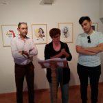 Quevedo y el humor gráfico 'reviven' en el Patio de Comedias de Torralba de Calatrava