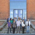 Puertollano: Unidad Castellana elige el pabellón La Central para su foto de campaña