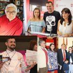 Puertollano: Isidro Rodríguez, profesoras de EBA, Multicines Ortega y Helados Romero serán reconocidos en los Premios Santo Voto