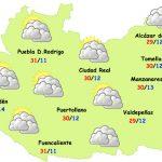 El tiempo en Ciudad Real: más nubes y poco calor