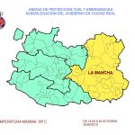 Alerta amarilla por altas temperaturas en la provincia de Ciudad Real