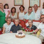 El Ayuntamiento de Almodóvar homenajea a Eugenia Carrasco Santos al cumplir los cien años