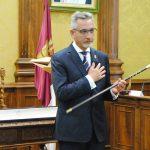 Jesús Martín, investido por quinta vez consecutiva como alcalde de Valdepeñas
