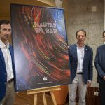 El IES Santa María de Alarcos presenta su último libro, 'Nautas en red'
