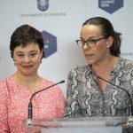 Pilar Zamora y Eva María Masías presentan la estructura del nuevo equipo de Gobierno