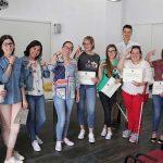 Almodóvar del Campo: Clausurado el II curso de iniciación a la Lengua de Signos Española