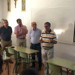 Puertollano: ARQUICMA inicia la décima edición del Curso de Técnicas Básicas de Inspección en el Colegio Salesiano