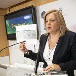 Aurora Galisteo denuncia que Ciudad Real es la única gran población de la provincia en la que ha subido el paro en mayo