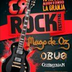 Celtibeerian y Obús se suman a Mago de Oz en el CR Rock Festival
