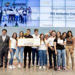 Alumnos de secundaria campeones de la eficiencia energética de Fundación Repsol