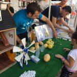 Ciudad Real: Ciencia para celebrar el fin de curso en la Plaza Mayor