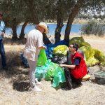 Limpiar el Vicario para concienciar sobre el valor de la naturaleza