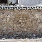 Ciudad Real: Técnicos municipales estudian restos aparecidos en la obra del aparcamiento disuasorio de la calle Lirio