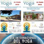 Puertollano celebra el Día del Yoga con dos sesiones abiertas en El Poblado y plaza Ramón y Cajal