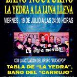 Piedrabuena convertirá este viernes la Tabla de la Yedra en un espacio de homenaje a la música y la naturaleza