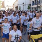 Ciudad Real: 600 corredores, pandorgueros y solidarios